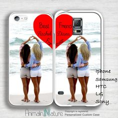 Heart Love Infinity Best Friend forever by AnimalinNature on Etsy, $17.00