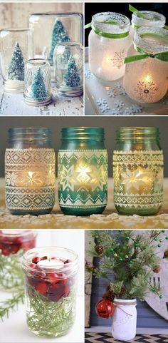 Home Decor Ideas With Mason Jars 10