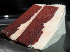 No Gluten, No Problem: Friday Foto: Red Velvet Cake