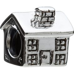 Chamilia Sterling Silver Family- House