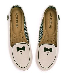 DIY Suit Shoes