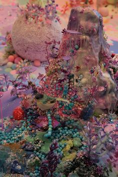 Sweet, Sweet Galaxy by Pip & Pop by Karen Roe, via Flickr