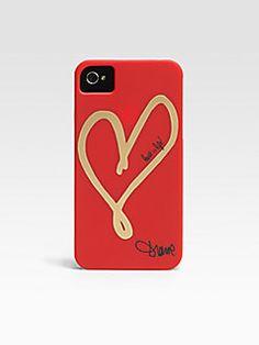 Diane von Furstenberg - Heart Hardcase for iPhone 4/4s