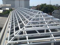 Harga Rangka Atap Baja Ringan Terbaru 2015