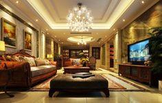 Interior Decoration Ideas: Living Room Decoration