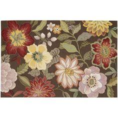 Nourison Somerset Floral Rug,