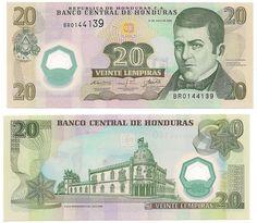 Billetes Del Mundo Dinero El Salvador Monedas Corea Sur Paises San Vicente Trinidad Argentina