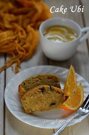 Cake Ubi (Gluten Free & No Food Additives)