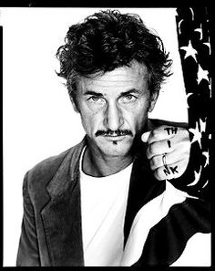 I think we all have light and dark inside us. -Sean Penn