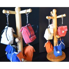Small Backpack, Porte Clef, Gift Ideas