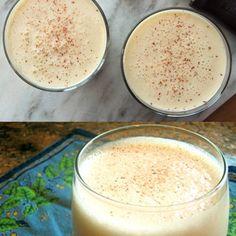 honing banaan smoothie