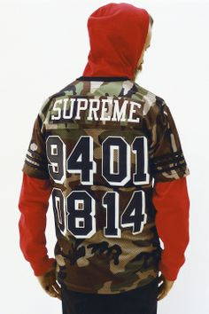 66745933efda Image of Supreme 2014 Spring Summer Lookbook Supreme Clothing