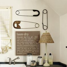 A Designed Laundry Room | J. Marie's Perspective