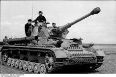 Greece, Panzer IV Ausf.G of the 1st Panzer Division
