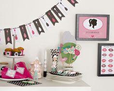 Beauty Party Kindergeburtstag-www.limmaland.com