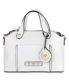 01d9f86c102a Versace 19.69 Abbigliamento Sportivo SRL Off-White Emma Satchel