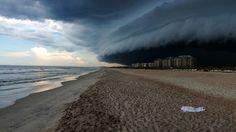 IPPA winner: Storm clouds over beach