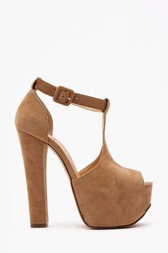 Hathaway Platform - Camel  http://www.nastygal.com/shoes/hathaway-platform-camel