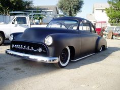 1950 chevrolet deluxe coupe hodrod pictures - Hot Rod Cars