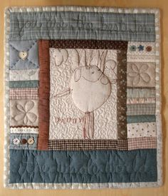 PatchworkPottery: Father's Day Quilt
