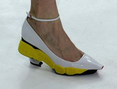 Christian Dior Has Won The Ugly Shoe Race With These Hideous New Shoes For Fall 2014