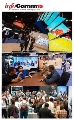 InfoComm is the world's largest pro-AV show. It's the one event that has it all — the largest audio expo, largest digital signage expo, largest collaborative conferencing expo, plus the hottest products, emerging trends and top-notch professional development — under one roof. Event Date: June 13-19, 2015 in Orlando, Florida, USA. Please contact us at office.asean@trade.gov