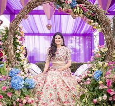"""279 Likes, 5 Comments - COLORBLIND PRODUCTION (@colorblindproduction) on Instagram: """"Mehendi ceremonies and pretty ambience. #colorblindproduction #weddingphotography…"""""""