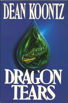 Dragon Tears by Dean Koontz very creative:) a cast of characters that are very real.
