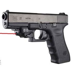 Universal Tactical Pistol Sub Compact Laser with 4 Adapter M1913 Tactical Weaver Picatinny Rail Config. For Glock Springfield S&W Sub Compact / Will not fit pistols that requires a picatinny adapter by GRG MFG. $49.99. Improve your shot and a sure life saver for home defense. Made out of T6 aluminum and glass polymer injected unlike imitations built for airsoft. For pistols of all caliber. Specification  Specifications:For: Picatinny; Mil-Spec; Weaver Style Rails (w/ minimum...