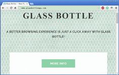 Hi, I have trouble with Glass Bottle ads which always appear on Chrome when I surf online. I notice that there is an extension called Glass Bottle installed on Chrome. I think it is the root cause of those annoying ads. Now my problem is that I can't remove this extension completely. It keeps coming back after I remove it from the browser. Is any effective way that can thoroughly get rid of Glass Bottle from my PC? Please help me!