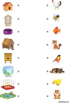 Everyone at home, educational game for children aged 4 and over is part of Educational games for kids - Chacun chez soi, jeu éducatif pour enfants de 4 ans et plus Everyone at home, educational game for children aged 4 and over Educational Games For Kids, Preschool Learning Activities, Free Preschool, Preschool Printables, Preschool Worksheets, Toddler Activities, Preschool Activities, Teaching Kids, Toddler Preschool