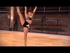 "So you think you can dance - Melanie Moore Audition ""New Moon Theme - The Meadow"" ♥"