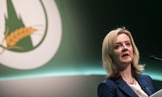 Liz Truss is choosing to protect farmers over flood victims  By doing everything the farming lobby asks, the UK environment secretary is using public money to make the flooding of the built environment even more likely