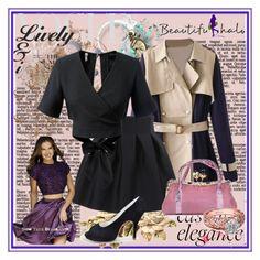 """Beautifulhalo.com"" by lip-balm ❤ liked on Polyvore featuring Bottega Veneta, Sherri Hill, women's clothing, women's fashion, women, female, woman, misses, juniors and beautifulhalo"