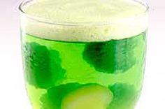 JELL-O Melon Bubble recipe