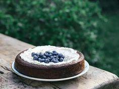 Petite Kitchen's Tangelo, Poppyseed and Almond Cake - Viva