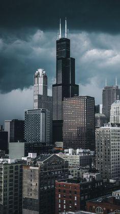 Trashhand – Cityscape – TODAZE – visual inspiration every moment #Chicago #cityscape