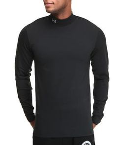 Love this ColdGear Infrared Evo CG Mock neck L/S Shirt (F... on DrJays. Take a look and get 20% off your next order!