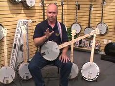 Part 2 - How to play banjo with two fingers - YouTube
