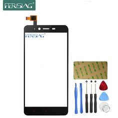 Ferising Touch Screen For Xiaomi Redmi Note 2 Hongmi Note2 Mobile Phone Touch Panel Digitizer Replacement Glass + Tools kit #Affiliate