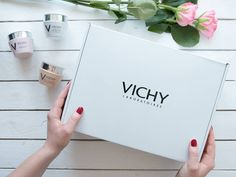 Vichy makes your skin stronger. We strongly care about your packaging.    #design #minimal #colorful #packaging #creative #vichy #cosmetics #abmlifeiscolorful #custompackaging #customboxes #packagedesign #bandofun #choosejoy #livecolorfully #candyminimal #smallbiz #graphicdesign #branding #packhelp #entrepreneur #subscriptionbox #ecommerce #diy #brandedboxes #packagingdesign #productpackaging #welcomebox #welcomekit #retreat #eventplanning