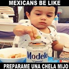 Funny Mexican T-Shirts and Mexican inspired products! Funny Prank Videos, Funny Jokes, Hilarious, Mexican Jokes, Mexican Funny, Mexican Stuff, Mexican Problems, Humor Mexicano, Mexicans