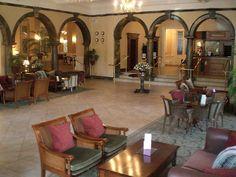 Foyer, Cairn Hotel, Harrogate