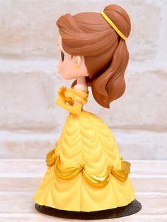バンプレスト「Q posket Disney Characters -Belle-」通常左