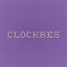 Interactive Clock. Math Expressions, Daily Routines, Weather, Clock, Watch, Clocks, Weather Crafts