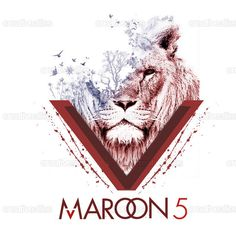 V Album Cover Maroon 5 maroon 5 album cover on maroon 5 album cover by lsayan see more 1 ...