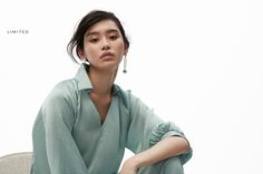 Women´s New In at Massimo Dutti online. Enter now and view our Spring summer 2017 New In collection. Opal Color, Go Shopping, Fall Winter, Pullover, Collection, Clothes, Women, Spring Summer, Style