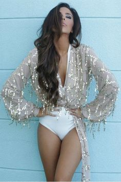 Tops - All That Glitters Sequin Top