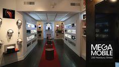 MEGA MOBILE BOSTON, Cell Phone Store