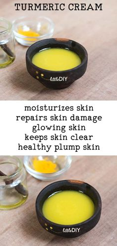 TURMERIC FACE AND BODY MOISTURIZER for clear glowing and bright skin